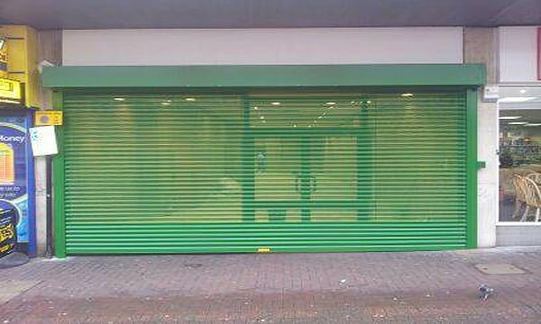 shopfronts in birmingham